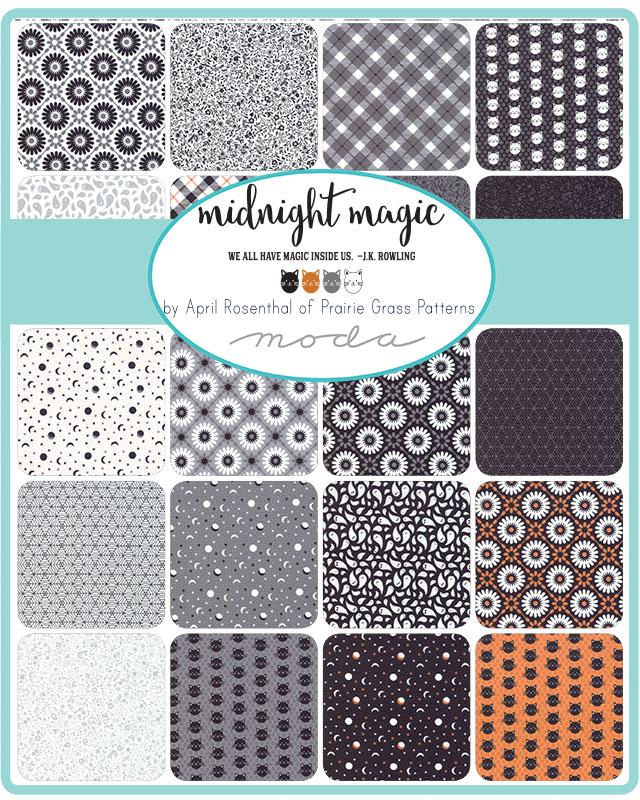 May/20 - Midnight Magic Charm Pack
