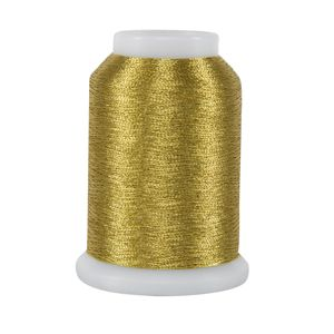 Metallics MINI Cone - 009 Military Gold 1090 yd