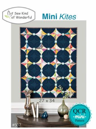 Mini Kites Pattern by Sew Kind Of Wonderful