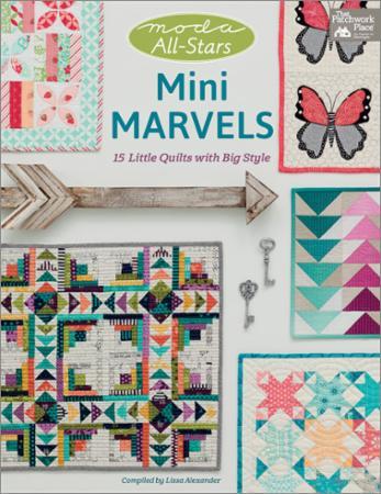 Mini Marvels Book