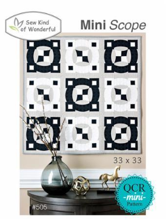 Mini Scope Pattern by Sew Kind Of Wonderful