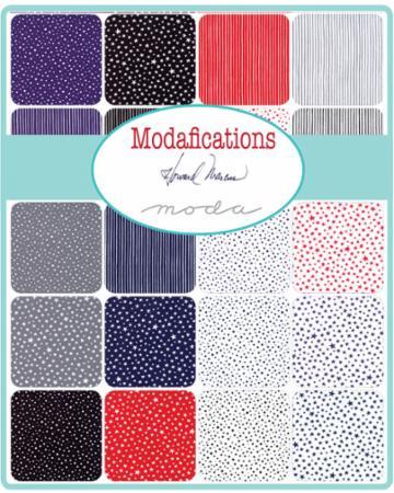 Moda Fat Quarter Bundle - Modafications by Howard Marcus