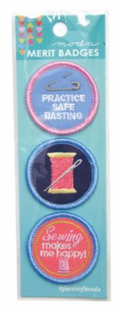 Moda Merit Badges Group 3