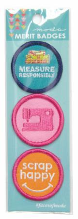Moda Merit Badges Group 4