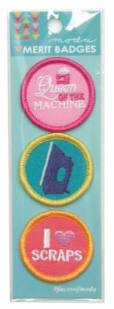 Moda Merit Badges Group 5
