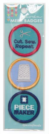 Moda Merit Badges Group 7