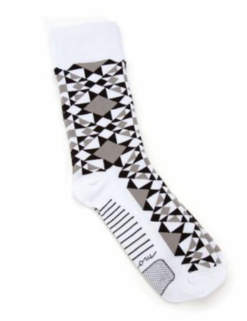Moda Socks - Modern Bulding Blocks
