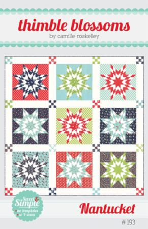 Nantucket Pattern by Camille Roskelley