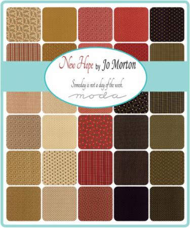 Moda Charm Pack - New Hope by Jo Morton