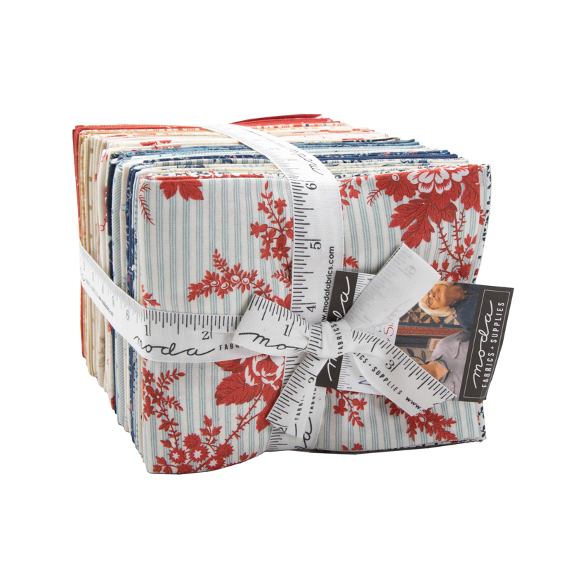Moda Fat Quarter Bundle - Northport by Minick & Simpson