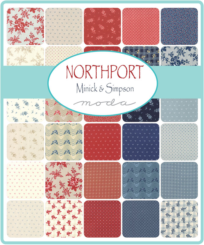 Sept/19 - Northport Charm Pack