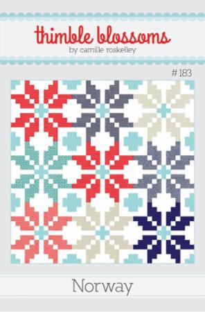 Norway Pattern by Thimble Blossoms