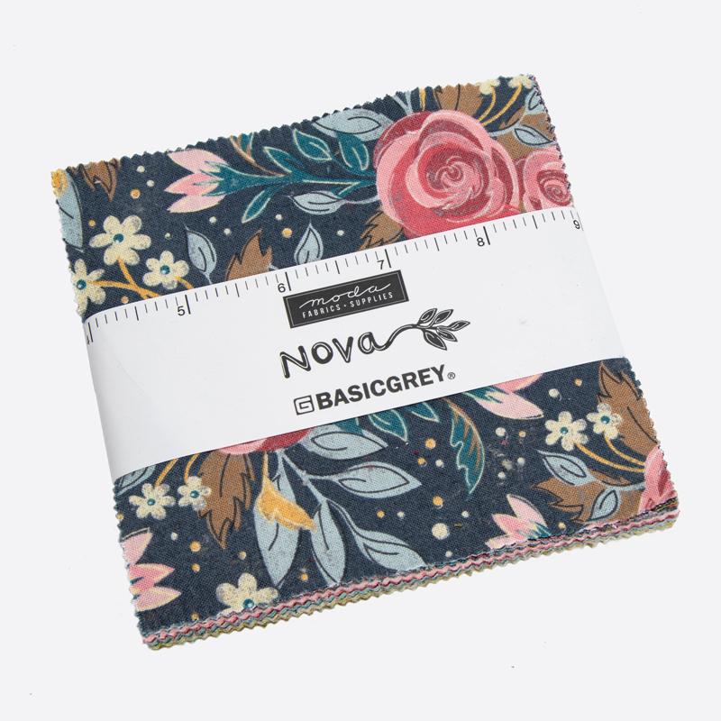 Moda Charm Pack - Nova by Basic Grey
