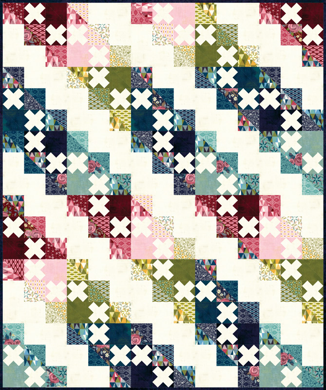 Moda Quilt Kit - Nova by Basic Grey