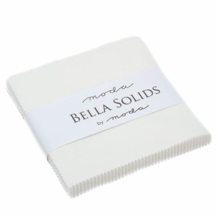Solids Charm Pack - Off White 9900-200