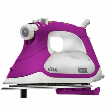 Auto Lift Ultra Precision Iron PURPLE Oliso Iron