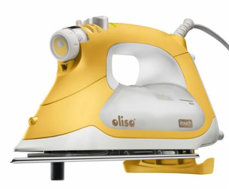 Auto Lift Pro Zone Iron TG 1600 Oliso Yellow