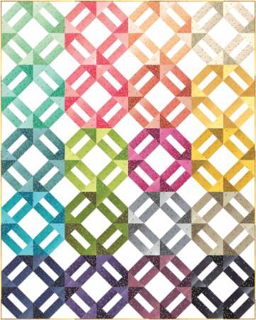 Feb/18 - Ombre Confetti Quilt Kit