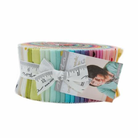 Moda Jelly Roll - Ombre Confetti by V & Co