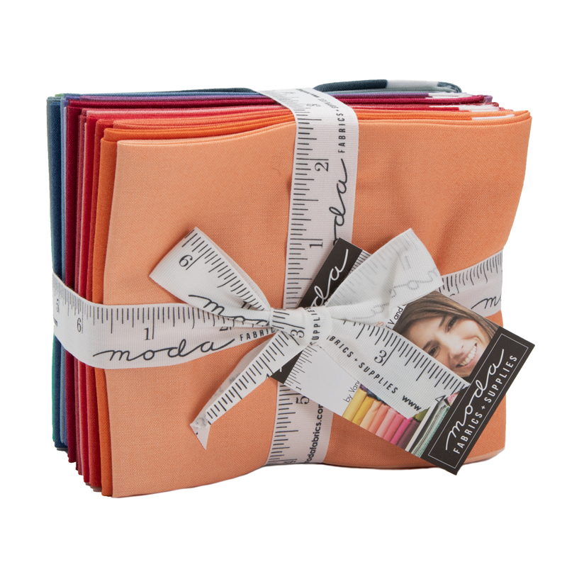 Moda Fat Quarter Bundle - Ombre New by V & Co