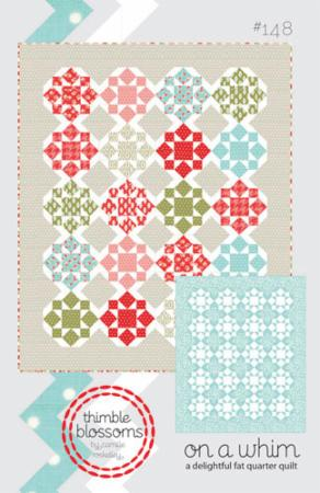 On A Whim Pattern by Camille Roskelley