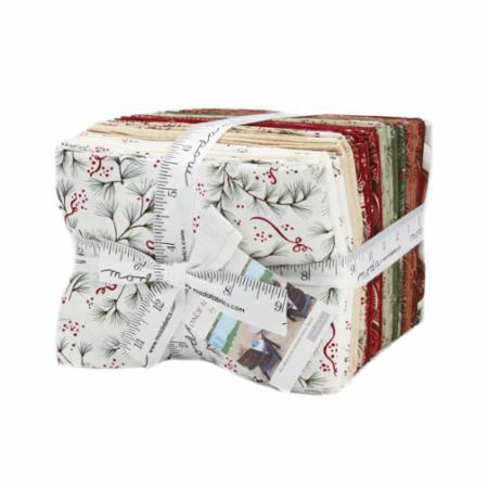 Moda Fat Quarter Bundle - Once Upon A Memory by Holly Taylor