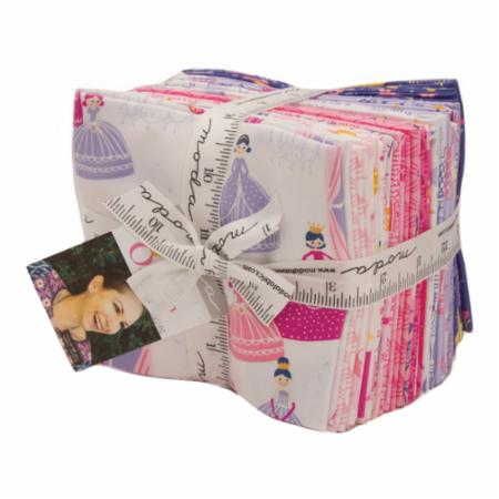 Moda Fat Quarter Bundle - Once Upon A Time by Stacy Iest Hsu