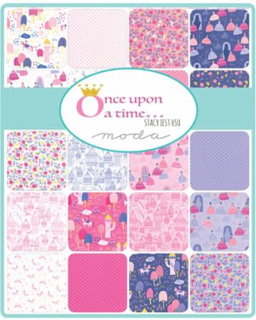 Moda Charm Pack - Once Upon A Time by Stacy Iest Hsu