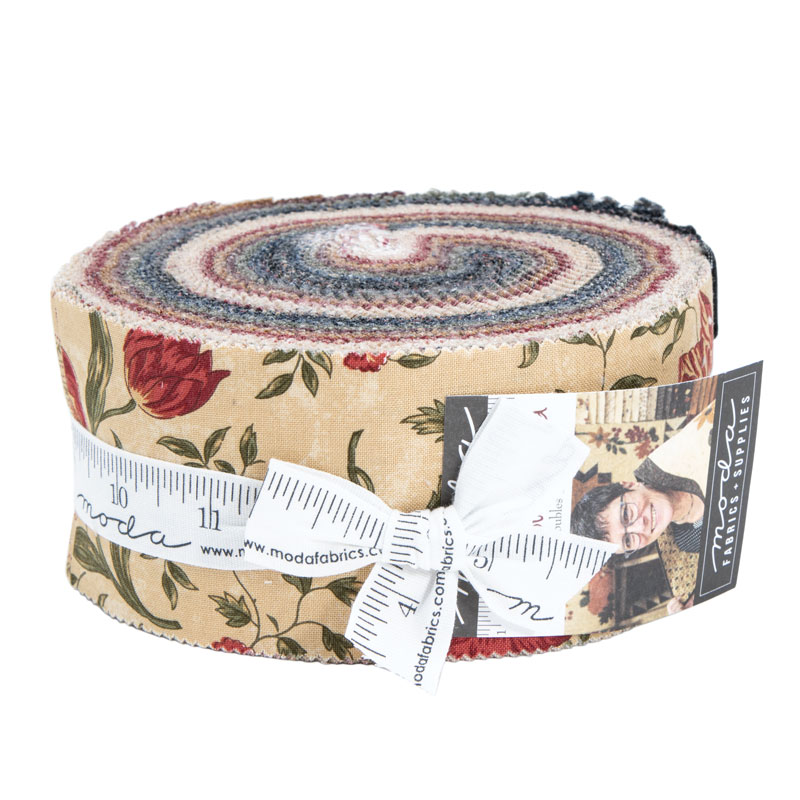 Moda Jelly Roll - On Meadowlark Pond by Kansas Troubles Quilters