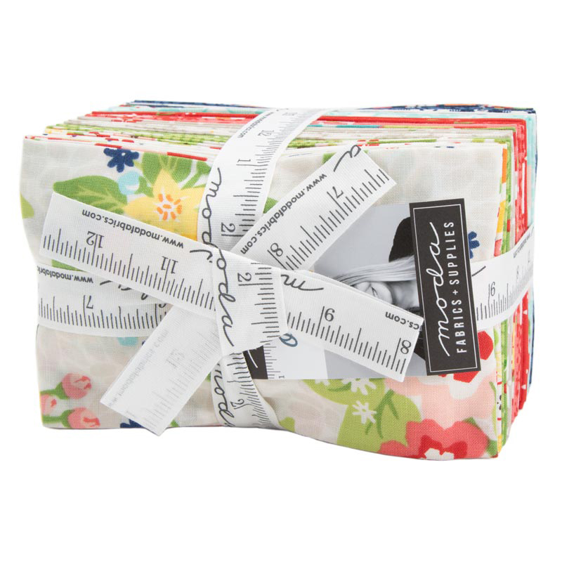 Moda Fat Eighth Bundle - Orchard by April Rosenthal