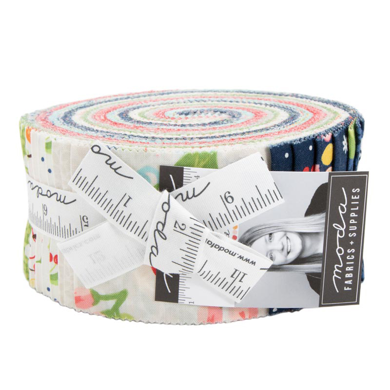 Moda Jelly Roll - Orchard by April Rosenthal