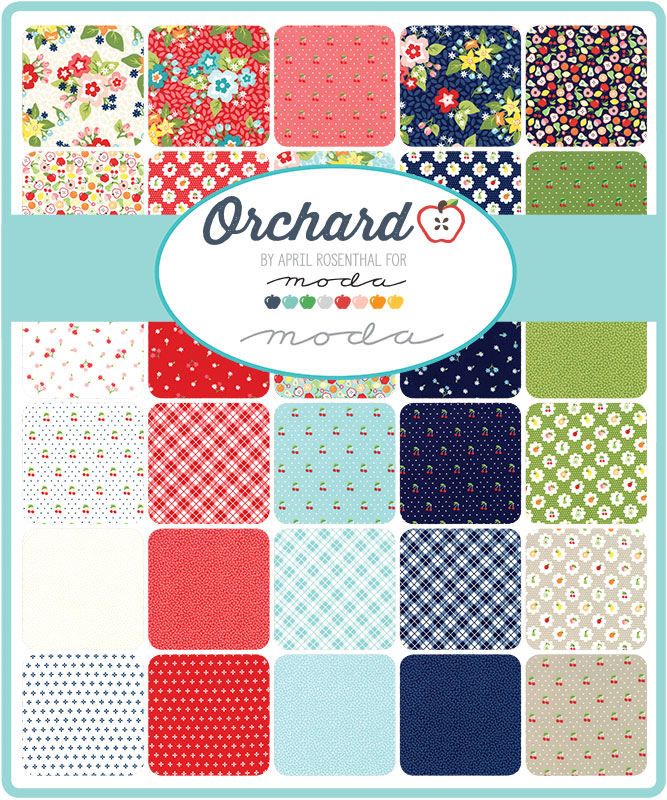 April/19 - Orchard Charm Pack