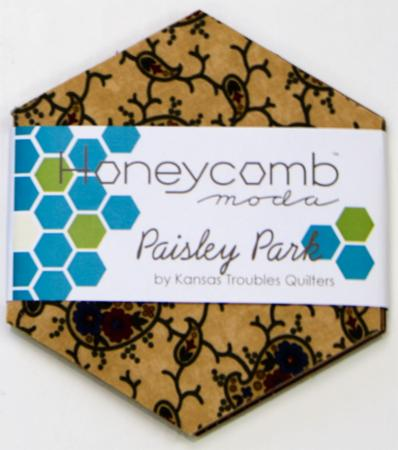 Moda Honey Comb - Paisley Park