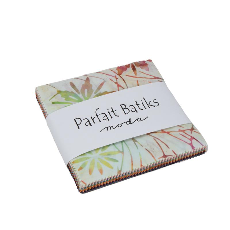 Moda Charm Pack - Parfait Batiks by Moda