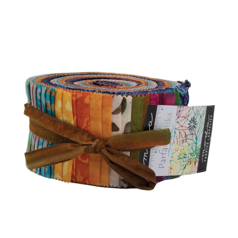 Moda Jelly Roll - Parfait Batiks by Moda