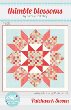 Patchwork Swoon Pattern by Camille Roskelley