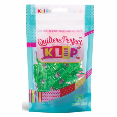Perfect Klip 50ct Green