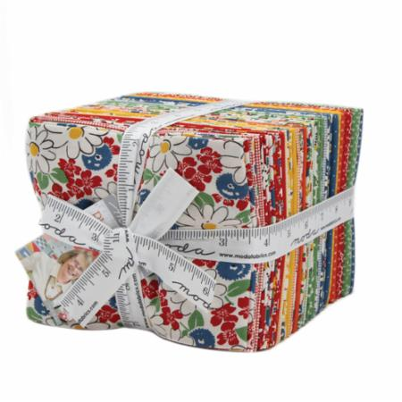 Moda Fat Quarter Bundle - Play All Day by American Jane