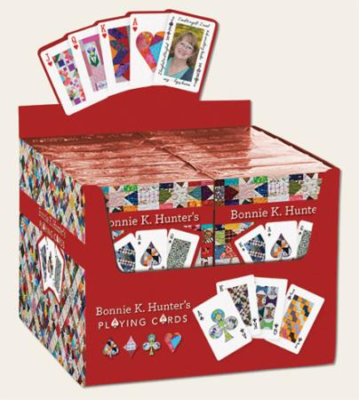 Bonnie K Hunters Playing Cards