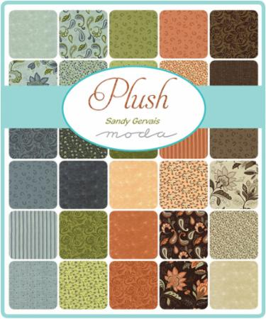 Moda Layer Cake - Plush by Sandy Gervais