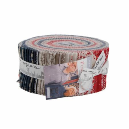 Moda Jelly Roll - Portsmouth by Minick & Simpson