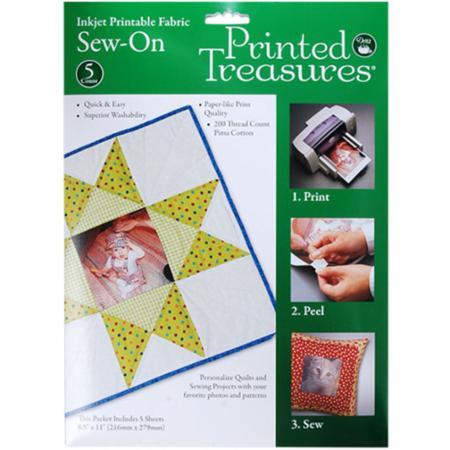 Printed Treasures Washable 50 Sheets
