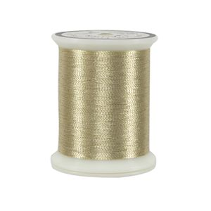 Superior Metallics Spool - 002 Light Gold