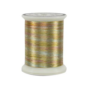 Superior Metallics Spool - 025 Variegated Gold