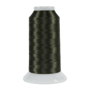 Superior Twist Cone - 4035 Dark Green/Chocolate Brown