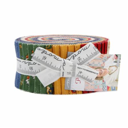 Moda Jelly Roll - Provencal by American Jane