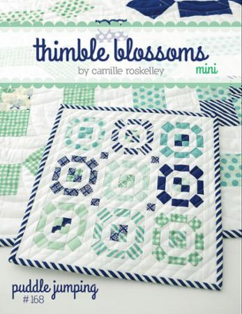 Puddle Jumping Mini Pattern by Camille Roskelley