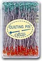 Clover Quilting Pins - Fine
