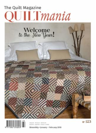 Quiltmania The Quilt Magazine Book