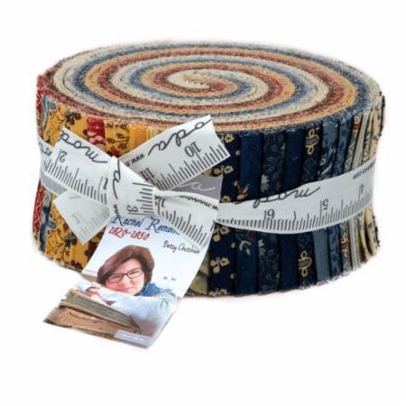 Moda Jelly Roll - Rachel Remembered by Betsy Chutchian